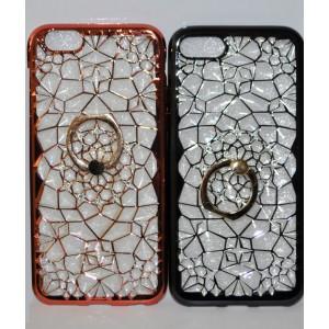 Чехлы для телефона с колечком для iPhone 6/6S/6PLUS  . 7/7PLUS - №A013