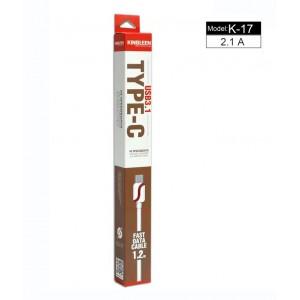 USB Кабель K-17